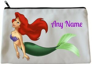 Personalised-Little-Mermaid-Style-Accessory-Pencil-Case-Make-Up-Bag