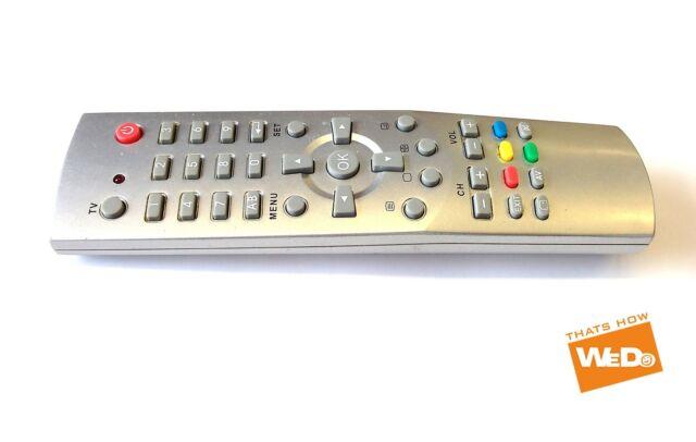 GENUINE ORIGINAL ASDA URC20-D1F TV REMOTE CONTROL