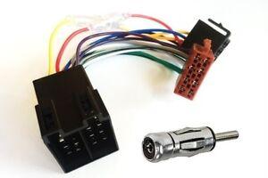 Kabel-drehbar-Adapter-Antennenadapter-passend-fuer-VW-Golf-1-3-4-Verlaengerung