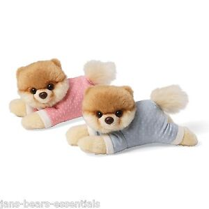 Gund - Itty Bitty Boo For Baby - Pink - 4""