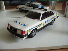 Stahlberg Finland Volvo 240 GL Polis in White