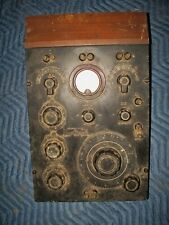 Vintage General Radio 650 A Impedance Bridge