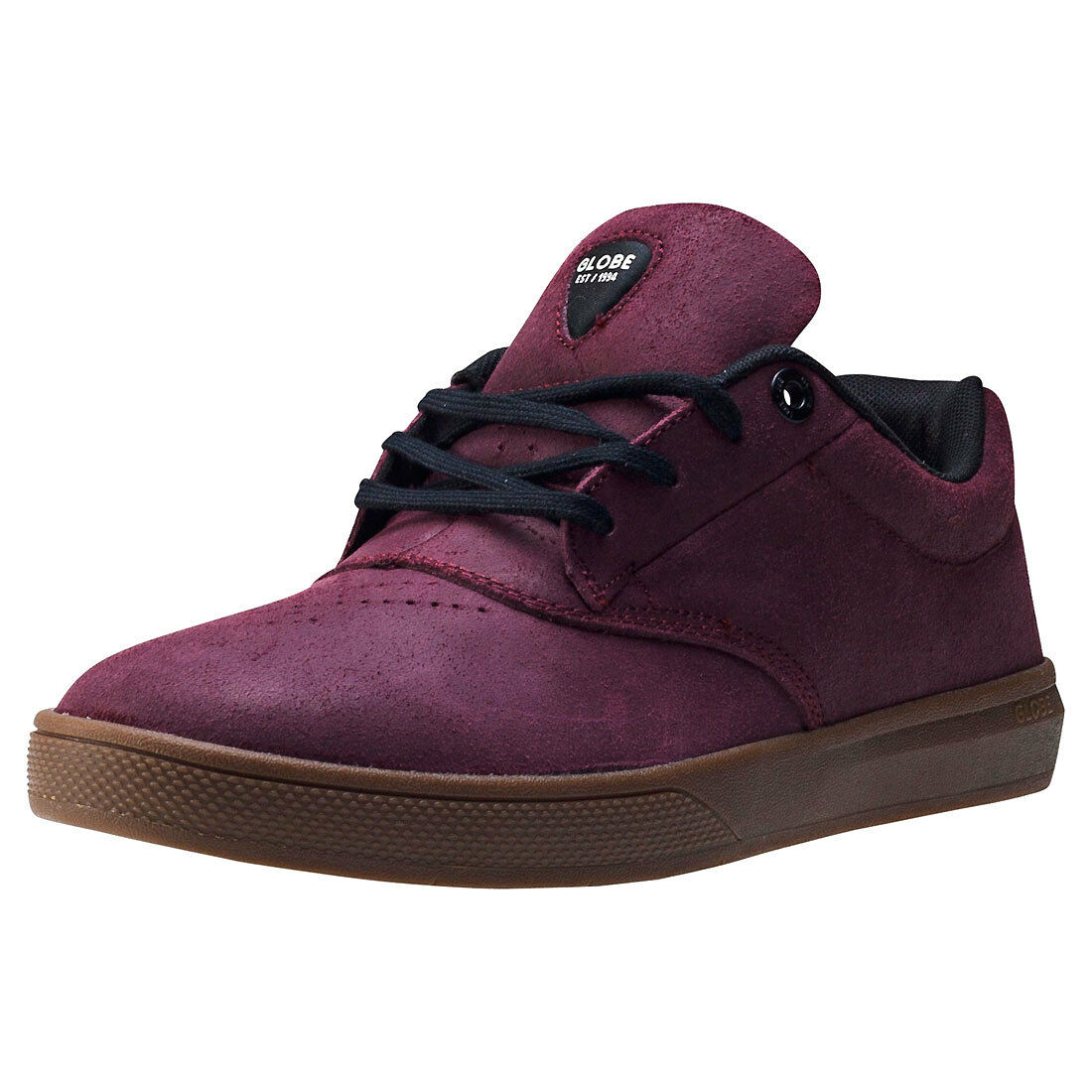 Globe The Eagle Sg   Herren - Burgundy Suede Trainers - Herren 7 UK 3116da