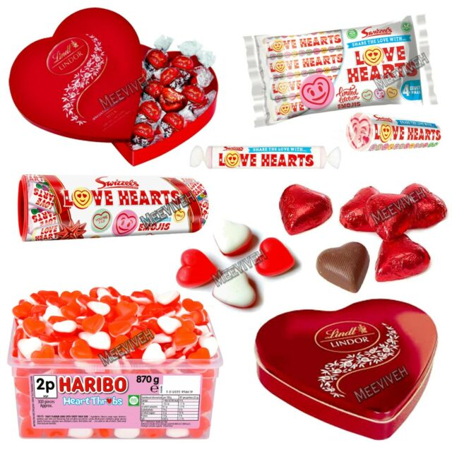 Shopkins Valentines Day Heart Gift Box With Milk Chocolate Hearts 24 Pack For Sale Ebay