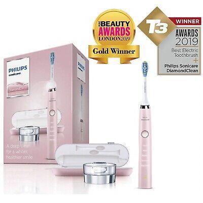 NEW Philips Sonicare DiamondClean Electric Toothbrush Pink HX936162 423502122641   eBay