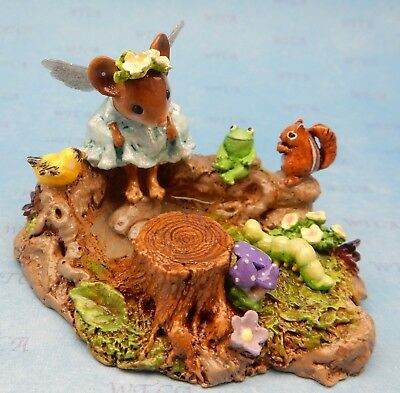 M-448x Mouse Expo 2018 Fairy Lavender Baby Wee Forest Folk PIXIE DUST