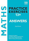 Maths Practice Exercises 13+ Answer Book: Practice Exercises for Common Entrance Preparation by David E. Hanson (Paperback, 2010)