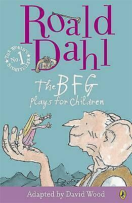 The BFG Plays for Children by Roald Dahl David Wood-9780140363678-G006
