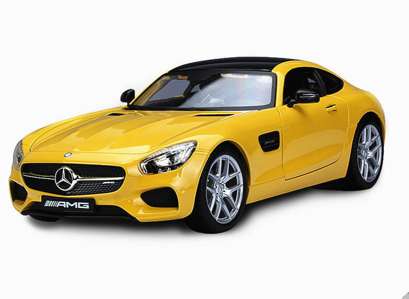Maisto 1 18 Mercedes Benz AMG GT Diecast Model Car New In Box three colors