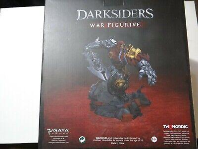 "Darksiders III 3 Apocalypse Edition War Figurine 10"" Rare ..."