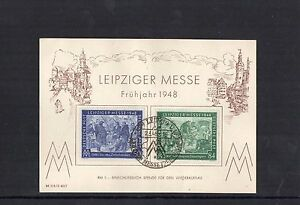 Alliierte-Besetzung-Sonderkarte-Leipziger-Messe-1948-mit-Sonderstempel