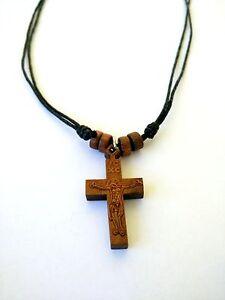 Inri Cross Necklace