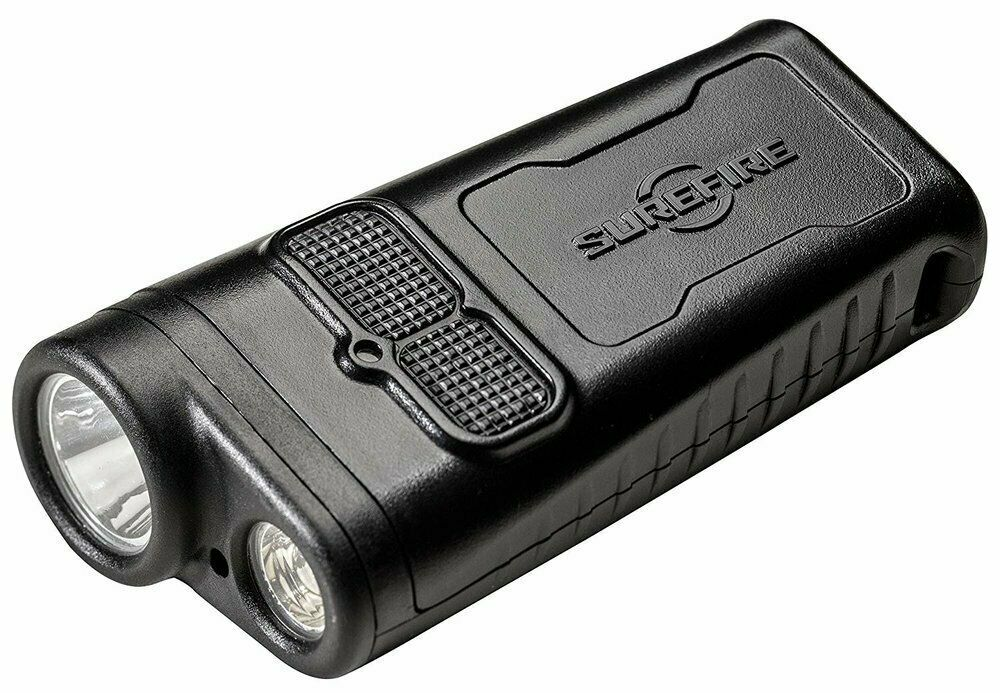 Surefire Guardian DBR, Dual-Beam Rechargeable Ultra-High LED Flashlight  DBR