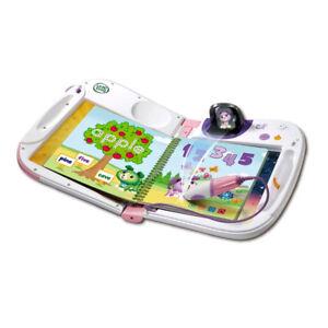 Leapfrog Leapstart 3d Rose Système éducatif de jouet d'apprentissage Livre électronique pour enfants