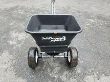 Salt Dogg Buyers Wb155bg Walk Behind Sand Salt Spreader 100 Lb Capacity