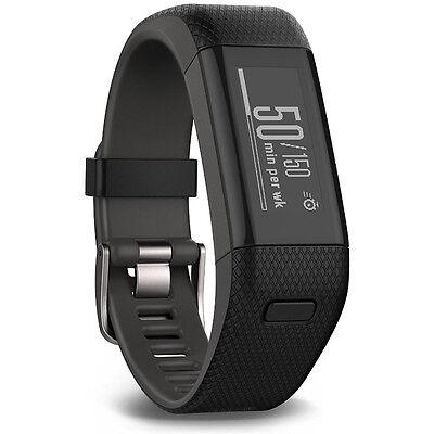 Garmin Vivosmart HR+ Activity Tracker Regular Fit, Black