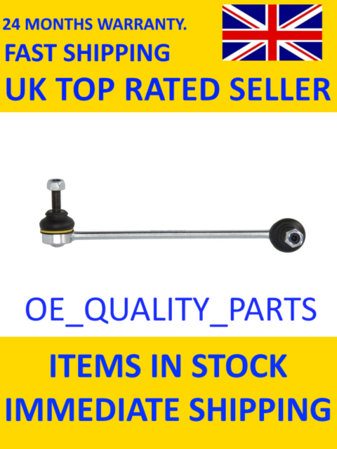 Anti Roll Bar Stabilizer Drop Link Front BMDS4359 MOOG for BMW