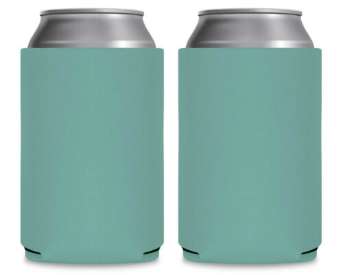 Blank Can Koozies Lot Lilac Gray Koozie Pack Wholesale Koozies Grey Party Favors