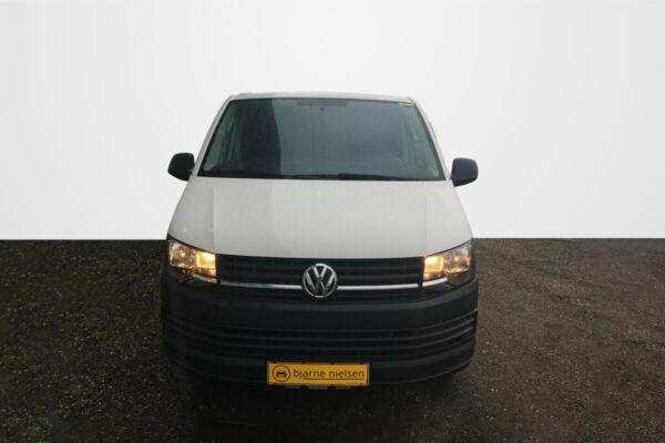 VW Transporter 2,0 TDi 102 Kassevogn lang - billede 1