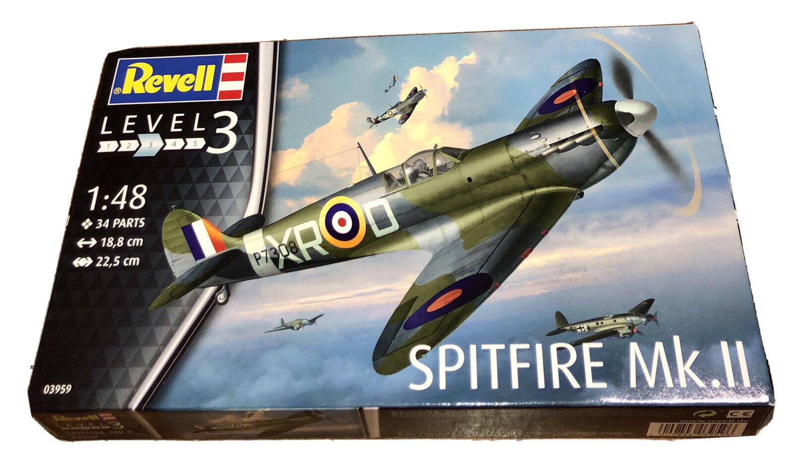 Revell 3959 Supermarine Spitfire 1:48