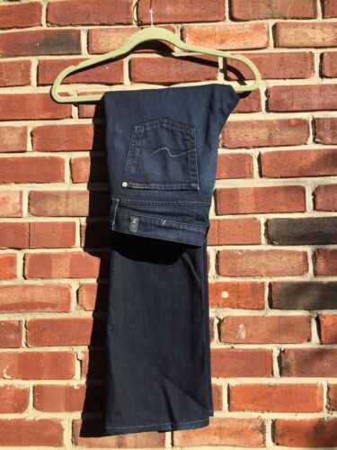 Soft All Pocket Wash 7 Signature Bootcut For Jeans Manchind Classic 30 Dark UnHTqzH1