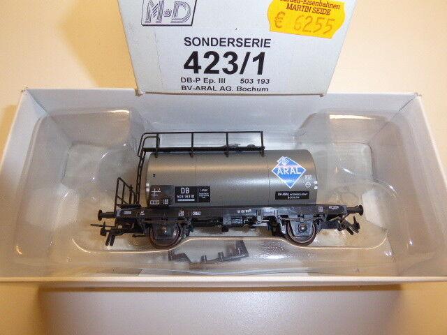 Piccoli M + D 423/1 serie speciale carrello CALDAIA ARAL DB, come nuovo, Mattoncini
