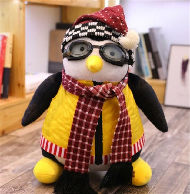 TV Series Joey's Friends Hugsy Cute Plush Penguin Rachel