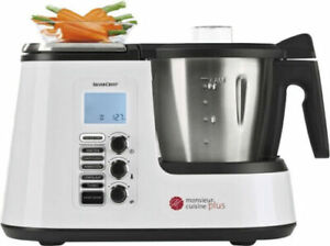 Lidl Silvercrest Monsieur Cuisine Edition Plus Robot Da Cucina Merce Nuova Ebay