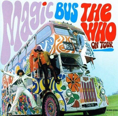 Magic Bus - Who (2003, CD NEU)