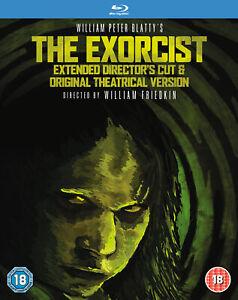 The Exorcist [1973] (Blu-ray) Linda Blair, Ellen Burstyn, Max Von Sydow
