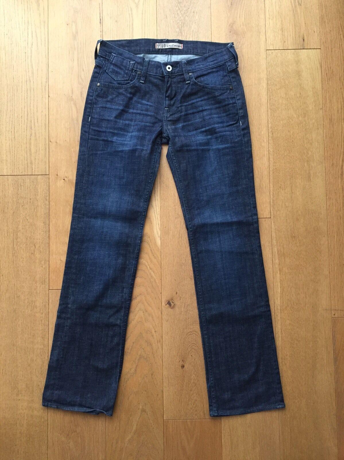 Mustang Jeans Girls Oregon 3580 Gr. 29 32 Hose blau dunkel NEU