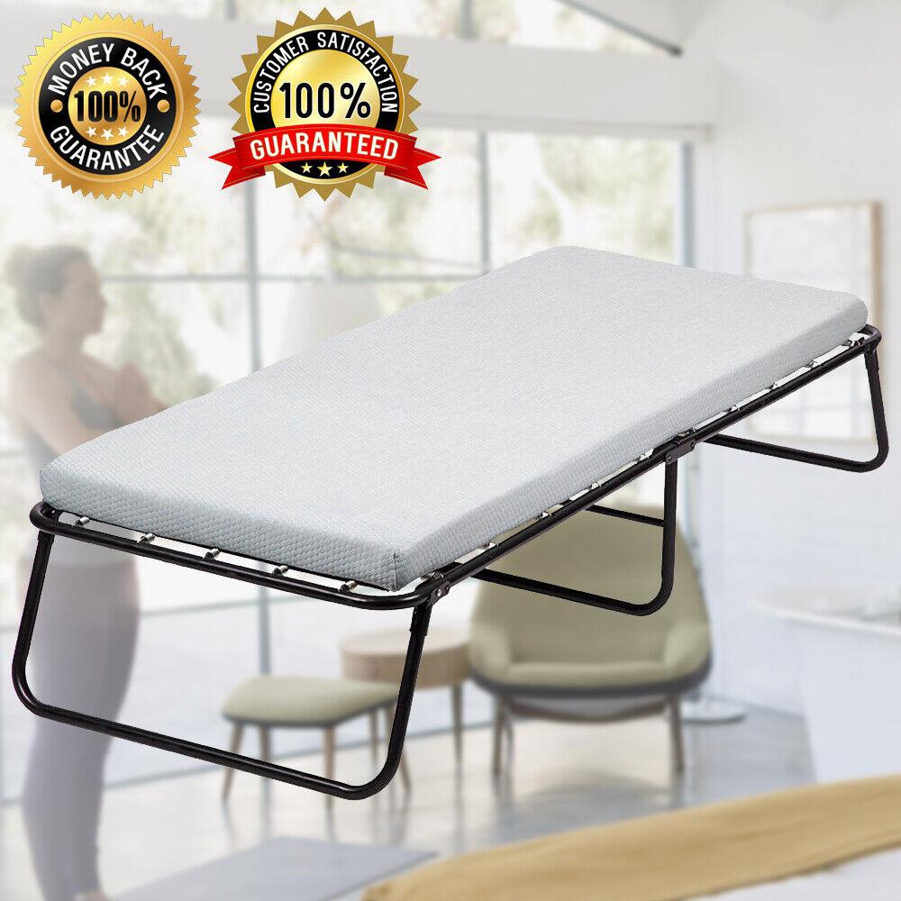 - Milliard Premium TWIN Folding Bed With Luxurious Memory Foam