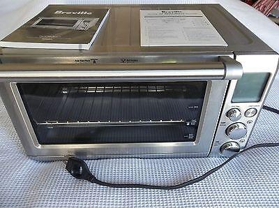 Breville Smart Oven Convection Oven Toaster Roaster Broiler Bake BOV800XL