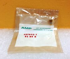 Ampte Connectivity 227602 1 2 Ghz Max 50ohm Right Angle Connector Contact New