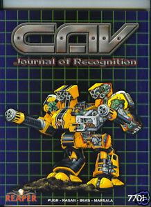 CAV-Journal-of-Recognition-Reaper-07701-Battletech-Mechwarrior-Battlemechs-New