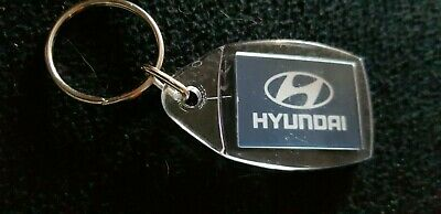 Branded Automotive Merchandise Logical Hyundai Agents Keyring