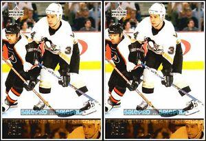 2x-UPPER-DECK-2003-RAMZI-ABID-NHL-PITTSBURGH-PENGUINS-153-MINT-CARDS-LOT