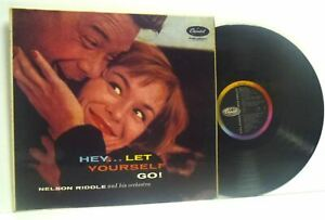 NELSON-RIDDLE-hey-let-yourself-go-LP-EX-VG-T-814-vinyl-album-space-age-uk