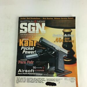 July-2005-Vol-59-SGN-Magazine-Double-Action-45s-Still-Serving-Kahr-Pocket-Power