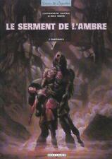 LE SERMENT DE L AMBRE  2 - PORTENDICK   CONTREMANCHE LAUFFRAY  LE ROUX 1997