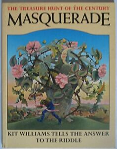Masquerade-The-Answers-by-Williams-Kit-Paperback-Book-The-Fast-Free-Shipping