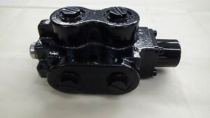 PRINCE-DS-SERIES-HYDRAULIC-DOUBLE-SELECTOR-VALVE-DS-3A3C-510505533-NEW