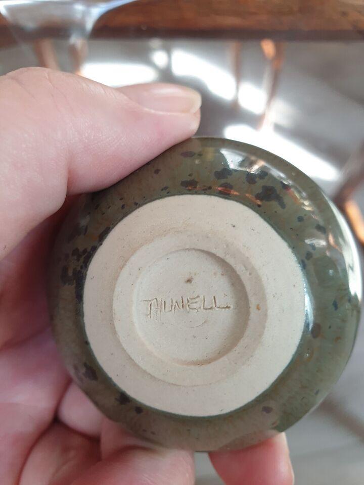 Keramik, Johan Thunell vaser