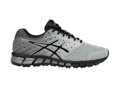 Homme Asics Gel Quantum 180 2 Midgrey Running Trainers T6g2n 9690 Ebay
