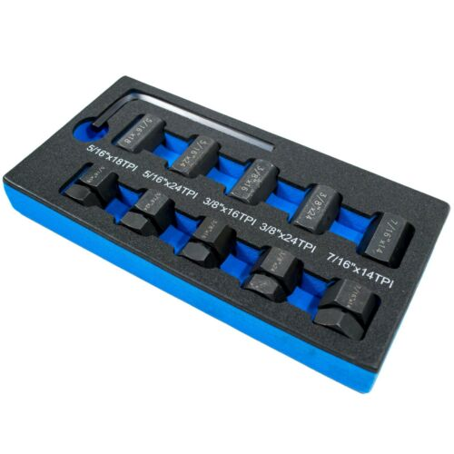 10 PC SAE Stud Remover and Installer Kit