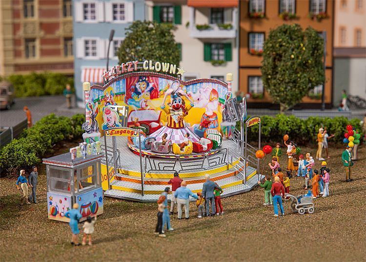 promociones emocionantes Faller Faller Faller Ho 140424 Atracción Ferial  Crazy-Clown    Nuevo en Emb. Orig.  hasta un 50% de descuento