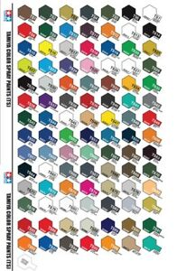 c7bbac4d51e Details about SALE - TAMIYA TS Spray Paint - Synthetic Lacquer (Select your  colour)