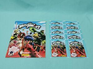 PANINI Miraculous Ladybug Sticker Album de scrapbooking 5 pochettes stickers Trading Cards