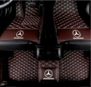 Fit-For-Mercedes-Benz-GLC-250-300-350e-2016-2020-waterproof-mat-car-floor-mats