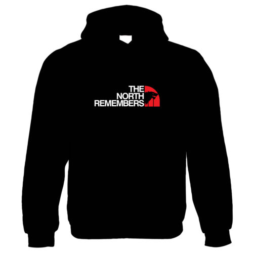 GOT Hoodie TV /& Movie Gift Him Her Birthday The North Remembers